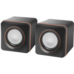 Звуковые колонки Defender SPK-33 Black/Orange