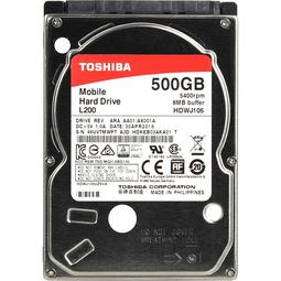 HDD диск Toshiba L200 HDWJ105EZSTA