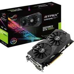 Видеокарта Asus Strix-GTX1050Ti-4G-Gaming
