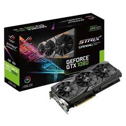 Видеокарта Asus Strix-GTX1080-A8G-Gaming