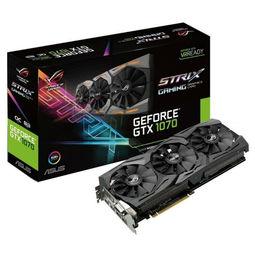 Видеокарта Asus Strix-GTX1070-8G-Gaming