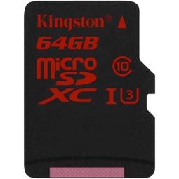 Карта памяти Kingston SDCA3/64GBSP