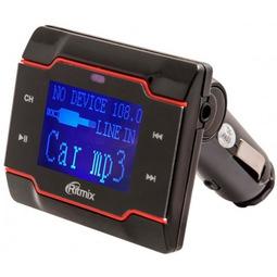 FM модулятор Ritmix FMT-A760