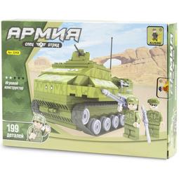 Конструктор Ausini Армия 22408