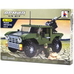 Игровой конструктор Ausini Армия 22508