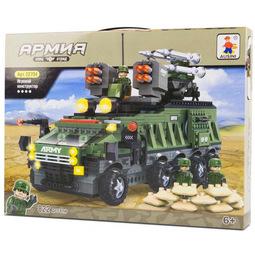 Игровой конструктор Ausini Армия 22704
