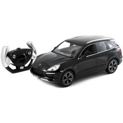 Радиоуправляемая игрушка Rastar Porsche Cayenne Turbo 42900B Black
