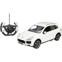 Радиоуправляемая игрушка Rastar Porsche Cayenne Turbo 42900W White