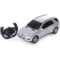 Радиоуправляемая игрушка Rastar Mercedes-Benz ML Class 21000S Silver
