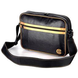 Сумка для ноутбука Continent CC-065 Black/Gold