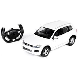Радиоуправляемая игрушка Rastar Volkswagen Touareg 49300W White