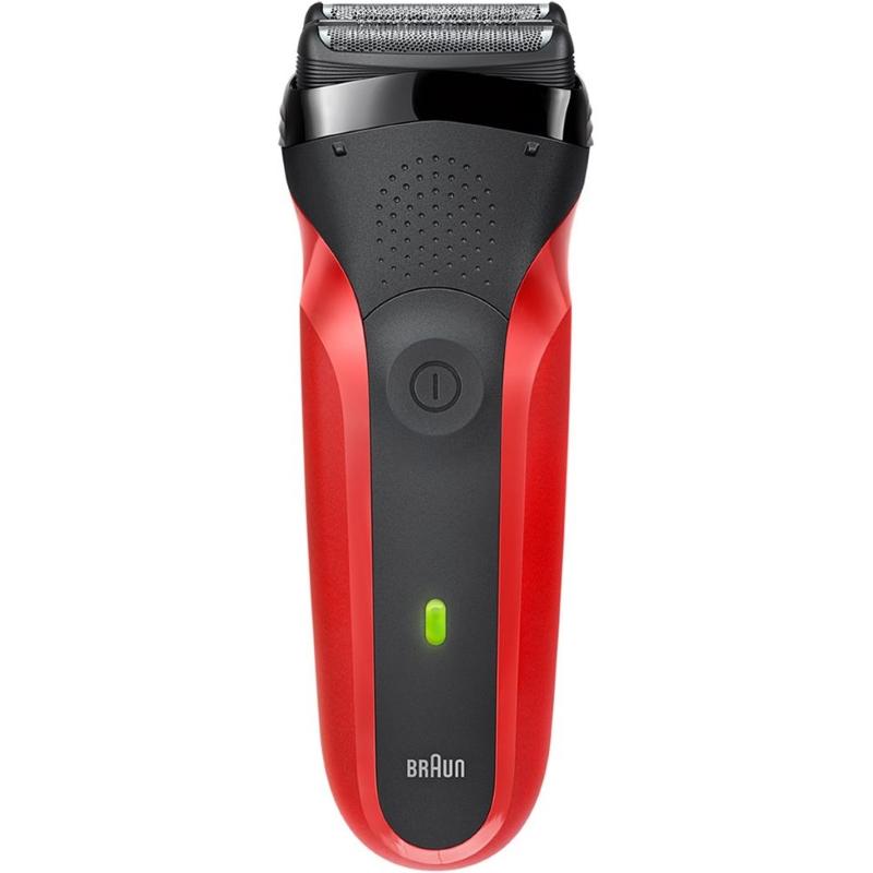 Электробритва Braun Shaver 300 BLK/Red
