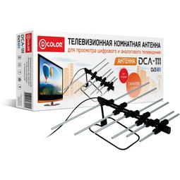 Телевизионная антенна D-Color DCA-111