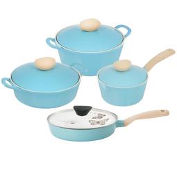 Набор посуды Frybest Round-N22-B
