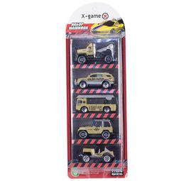 Набор игрушек X-Game XGCM5D