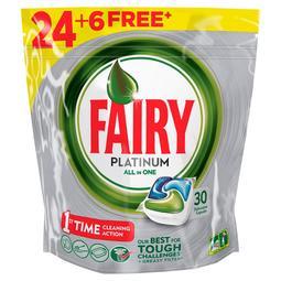 Моющие средство Fairy Platinum All-In-One