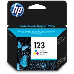 Картридж HP 123 (F6V16AE) Tri-Colour