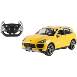 Радиоуправляемая игрушка Rastar Porsche Cayenne Turbo 42900Y Yellow
