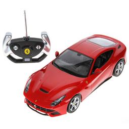 Радиоуправляемая игрушка Rastar Ferrari F12 49100R Red