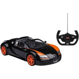 Радиоуправляемая игрушка Rastar Bugatti Grand Sport Vitesse 70400OB Black