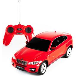 Радиоуправляемая игрушка Rastar BMW X6 31700R Red
