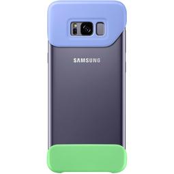 Чехол для смартфона Samsung 2Piece Cover EF-MG955CVEGRU Violet/Green для Samsung Galaxy S8+