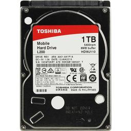 HDD диск Toshiba L200 HDWJ110UZSVA