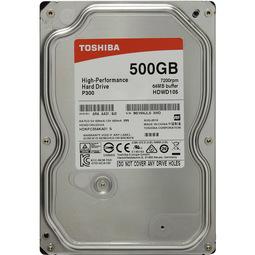 HDD диск Toshiba P300 HDWD105EZSTA