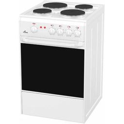Электрическая плита Flama АЕ14019-W