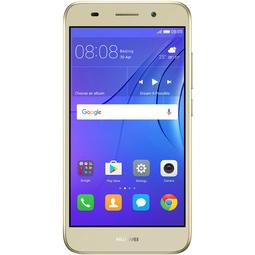 Смартфон Huawei Y3 2017 Gold