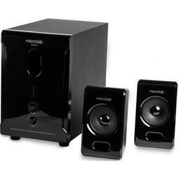 Звуковые колонки Microlab M-501 Black