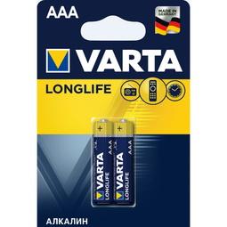 Элемент питания Varta Longlife Micro 1.5V - LR03/AAA