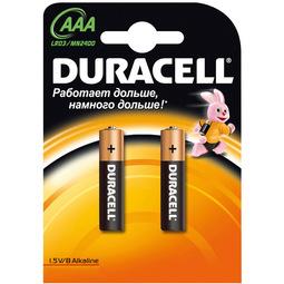 Элемент питания Duracell Basic AAAx2