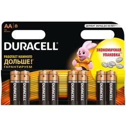 Элемент питания Duracell Basic AAx8