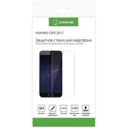 Защитная пленка Coverme Glass Protection для Huawei GR3 New