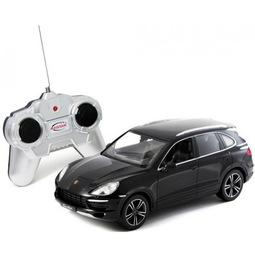 Радиоуправляемая игрушка Rastar Porsche Cayenne Turbo 46100B Black