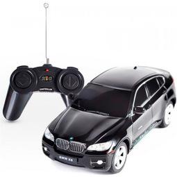 Радиоуправляемая игрушка Rastar BMW X6 31700B Black