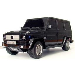 Радиоуправляемая игрушка Rastar Mercedes-Benz G55 AMG 30500B Black