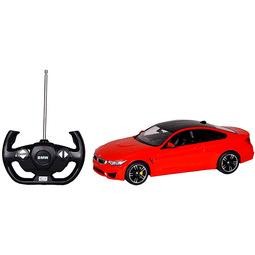 Радиоуправляемая игрушка Rastar BMW M4 70900R Red