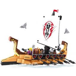 Конструктор Ausini Пираты 27705