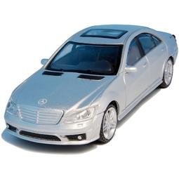 Игрушечная машинка Rastar Mercedes-Benz S 63 AMG 37100S Silver