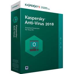 Антивирус Kaspersky (подписка на 1 год)