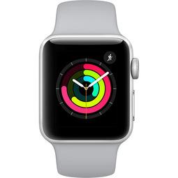Smart часы Apple Watch Series 3 38mm Aluminium Case Silver with Fog Sport Band