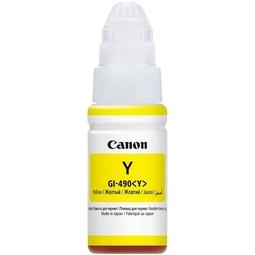 Чернила Canon GI-490 Yellow