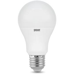 Лампа Gauss Elementary A60 E27 10W 2700K 1/10/40