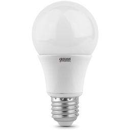 Лампа Gauss Elementary A60 7W E27 2700K 1/10/100