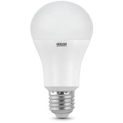 Лампа Gauss Elementary A60 15W E27 2700K 1/10/40