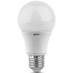 Лампа Gauss A60 E27 7W 4100K 1/10/40