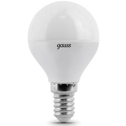 Лампа Gauss Globe E14 6.5W 2700K 1/10/50