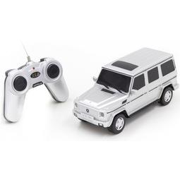 Радиоуправляемая игрушка Rastar Mercedes-Benz G55 AMG 30500S Silver